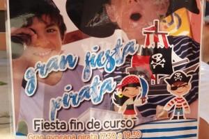 Fiesta de Fin de Curso. Viernes 16 de Junio del 2017