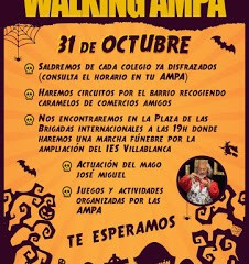 Desfile Halloween 2018